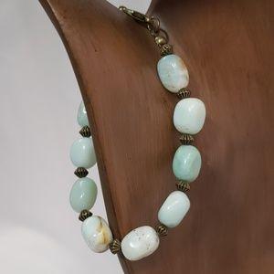 NWOT Stone bracelet